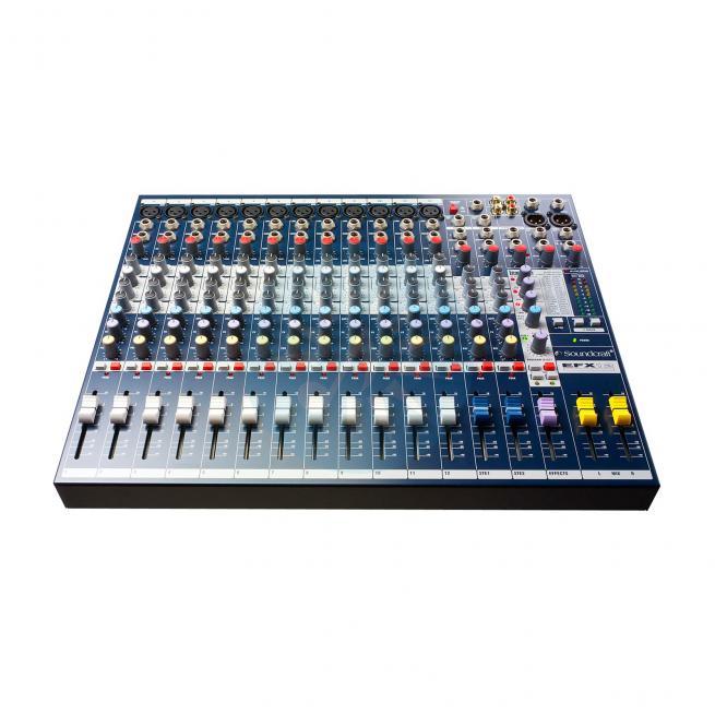 Mixer 12-kanaals 01